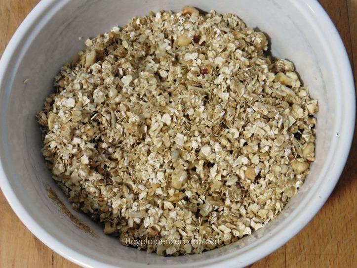 Mezcla granola