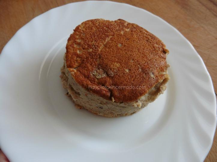 huevo platano sin gluten
